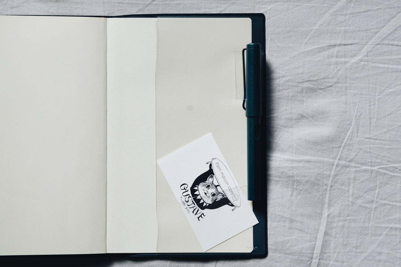 ジブン手帳_カードポケット_ooff