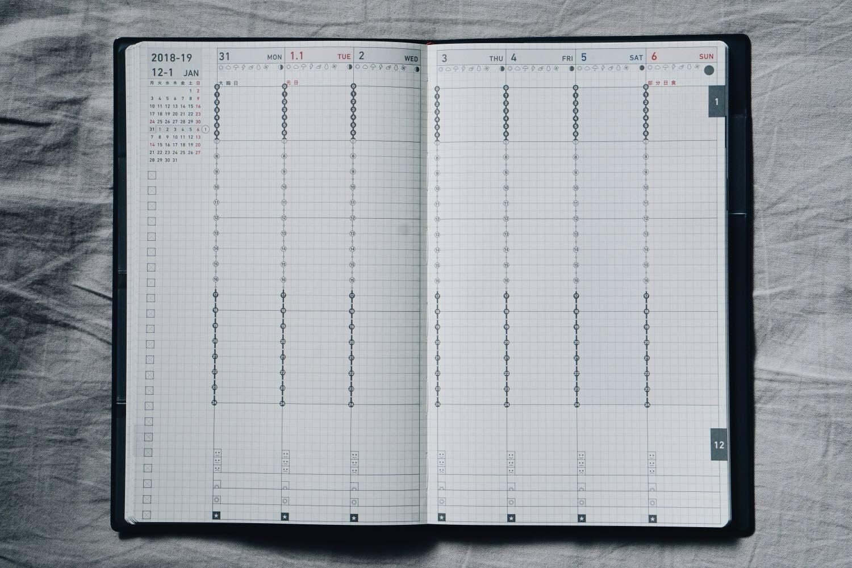 ジブン手帳_24時間バーチカルレイアウト_ooff